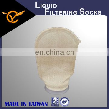 Excellent High Temperature Stability Nomex Industrial Liquid Filtering Socks