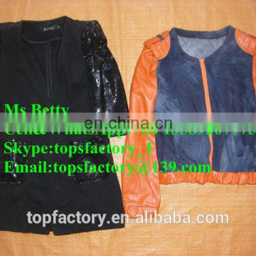 Top quality winter jacket used