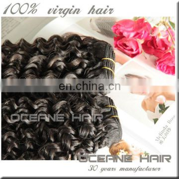 China wholesale high quality natural afro kinky curly braiding hair