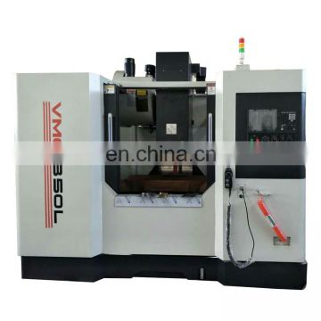 Vertical machine VMC850 5 axis chinese cnc machining center
