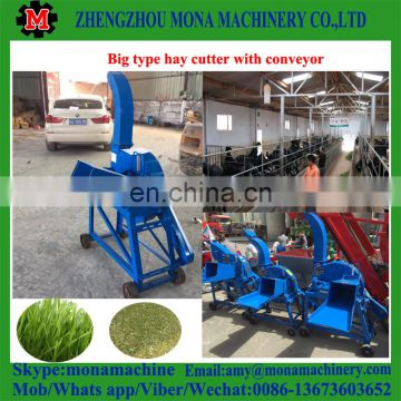New design ensilage cutter for animal feed