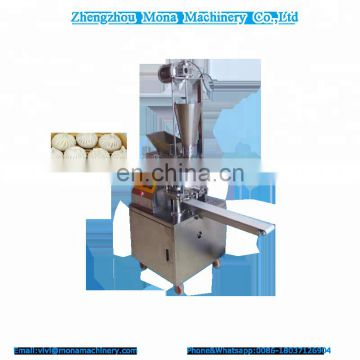automatic steamed ravioli/dumpling/momo making machine for india/nepal