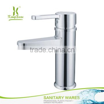 Single handle Chromed abs waterfall hot cold bathroom faucet                                                                         Quality Choice