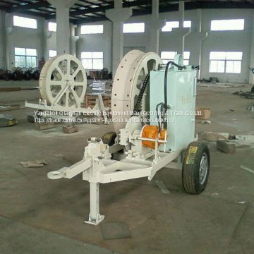 7.5KN*1 Hydraulic power tensioner