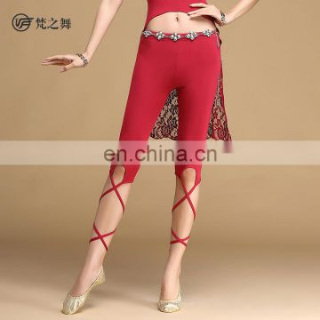 K-4046 Sexy stretch modal tight women belly dance pant