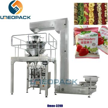 Automatic Chips Snack Packing Machine