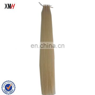 Tape remove glue 100% Human Hair Tape In Hair extension