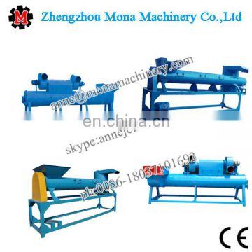 Automatic pet bottle label removing machine,label remover