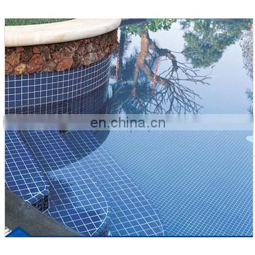 high quality mosaic tiles for swimming pool with ISO certificate