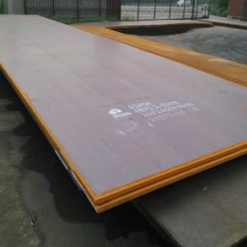 Galvanised Steel Plate 15mo3 5mm Thick 60mm Thick Hot Rolled