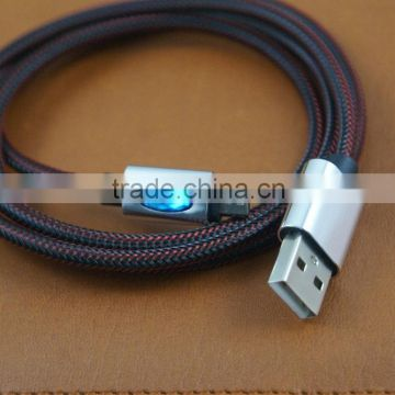 Diamond plug 3ft Premium Micro USB Cable High Speed USB 2.0 A Male to Micro B Sync and Charging Cables for Samsung