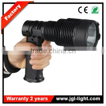 convenient super bright tools most innovative navigation equipment factory price CREE 10W LED rechargeable searchlight T61-600