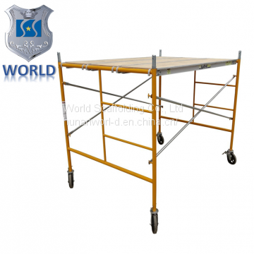 Hot selling walkthrough Frame Scaffolding components ledger