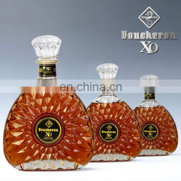 Top quality sales whisky xo liquor manufacturer with ISO FDA QS