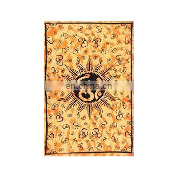 home decore 2016 latest design om designs cheap price vintage wall hanging tapestry