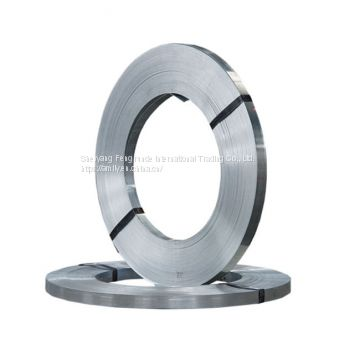 Zinc-coated Steel Strapping