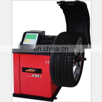 OPT and auto Correction Wheel Balancer / tire balancer equipment
