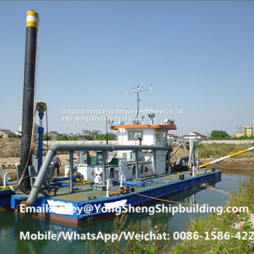 14/12 Inch Pump Sand Dredger for Sale