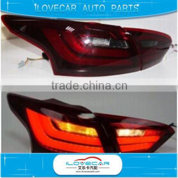 Factory price LED car tail light car accessory High Brightness led tail lamp for forcus