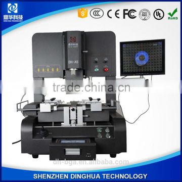Laptop mobile motherboard repair machine automatic optical olignment system  bga soldering desoldering equipment DH-A5