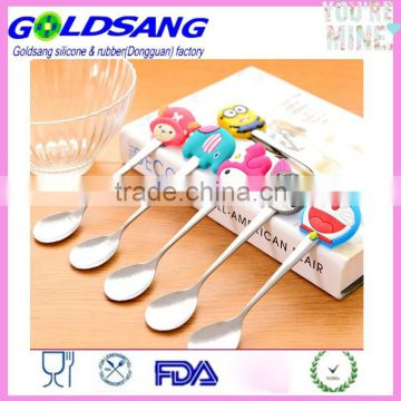 Promotion Gift 3D silicone spoon cover