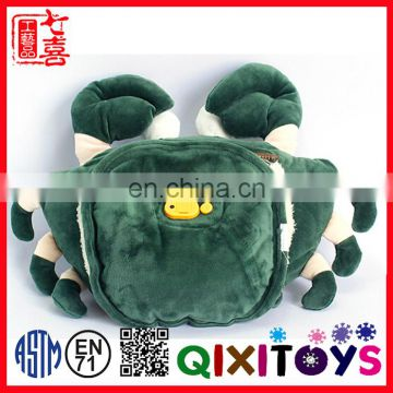 Best Gift for Cold Winter Crab Shaped Cute Stuffed And Plush Toy Hand Warmer