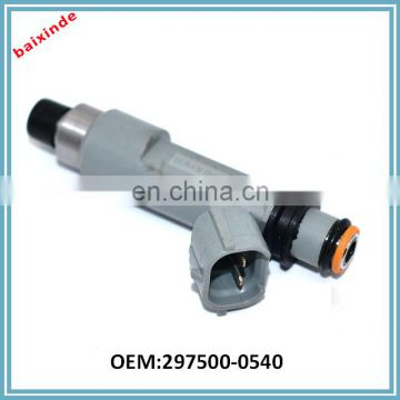 Auto spare parts car Fuel Injector Nozzle 297500-0540 2975000540 For Suzuki Swift III MZ, EZ 1.3 2005-2010