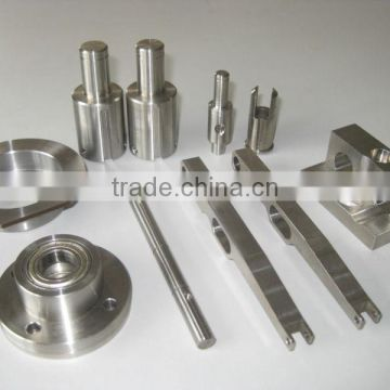 Customized CNC machining parts with high quality,The cnc machining process
