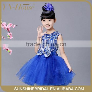 8bc7329ce free shipping 2016 baby girl party dress children frocks designs ...