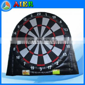 2017 inflatable football dart game/Inflatable dart/indoor football dart game