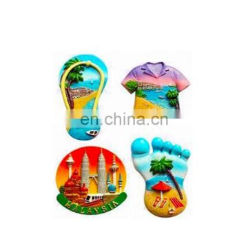 Resin Craft Fridge Magnets In New Process For Fashion Design