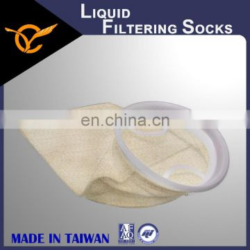 Temperature Resistance Nomex Industrial Liquid Filtering Socks