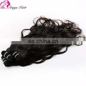Factory wholesale 7a grade vietnamese hair natural wave unprocessed human hair extension
