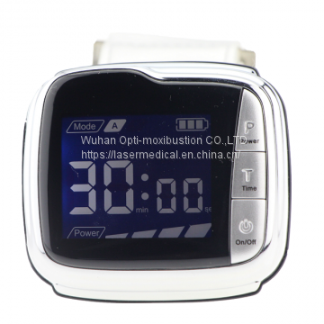 Semiconductor Low Level Laser Therapy Watch
