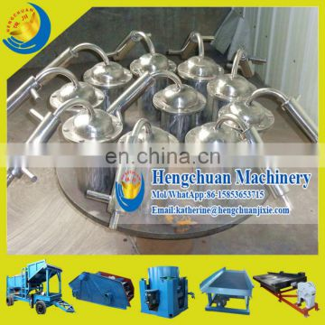 Qingzhou Henchuan Small Scale Gold Mining Equipment Gold Amalgamator For Sale