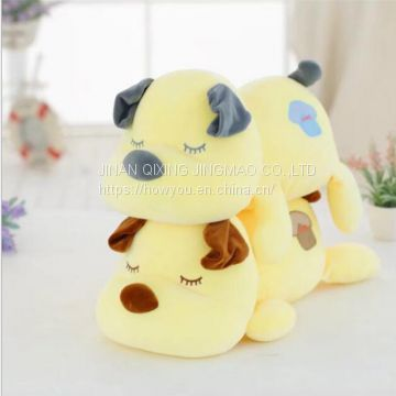 OEM ODM Service Plush Toy Crauching Dog Manufacture