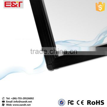 "21.5"" USB interface IR touch screen frame waterproof/anti-glare infrared touch panel for kiosk/digital signage/vending machine"