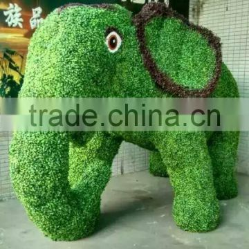 fake plant topiary outdoor use factory artificial green sculpture