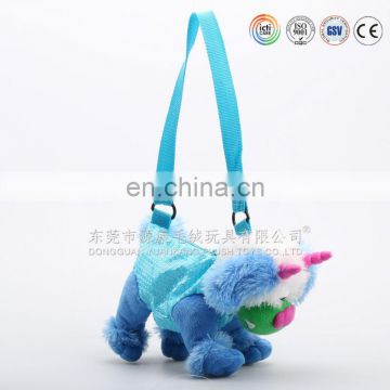 Lovely cute 2015 animal cat backpack for kids export to America market