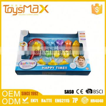 Manufacture Small Non-Toxic Cute natural aromatic bath set