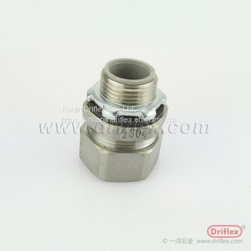 SS 316 connector's electrical polished surface with no burr