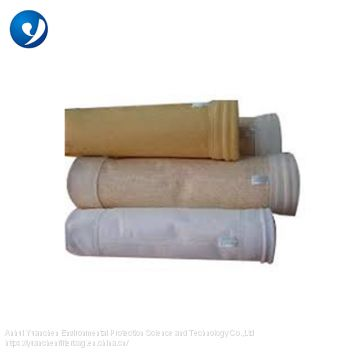 High Temperature Resistance P84 Needle Punched Felt Dust Collector Filter Bags