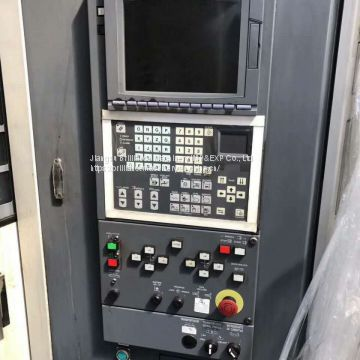 Mazak 630 machining center, Horizontal