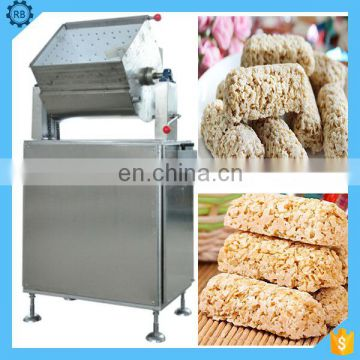 Widely Used Hot Sale Chocolate Bar Make Machine nuts candy bar cutting line / cereal bar machine