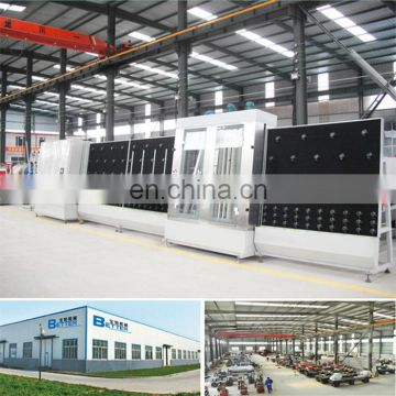 Double layers glass window vacuum glazing machine