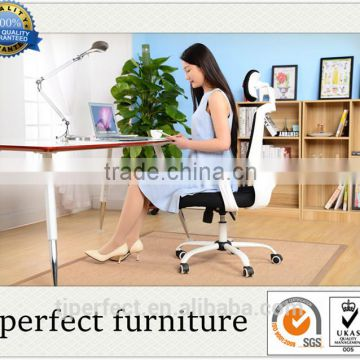 Moving lift chair with wheels mesh office chair for hot sell