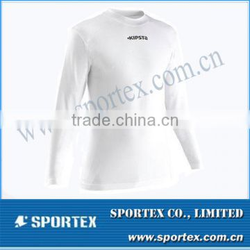 dry fit compression jersey for men, white color mens compression wear, mens compression top