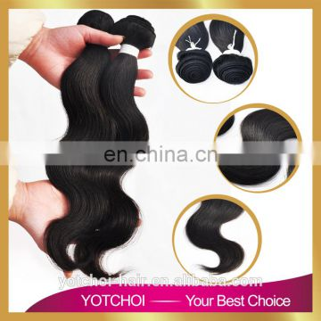 Factory Price High Grade 100% Natural Raw Unprocessed Indian Hair