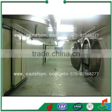 China 1000kg freeze dry machine,Freeze Dryer,Vacuum Freeze Drying Equipment