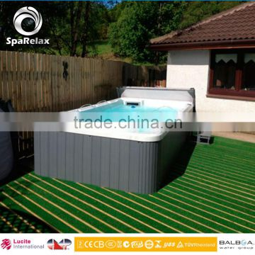 2015 Hot Selling 4 m big swim spa pool/Spa Pool with SAA and CE Approvals